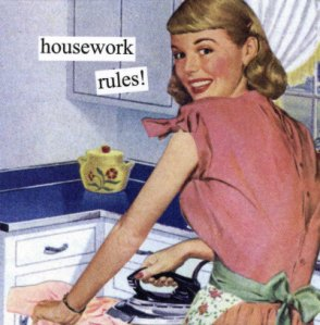housework-rules-posters